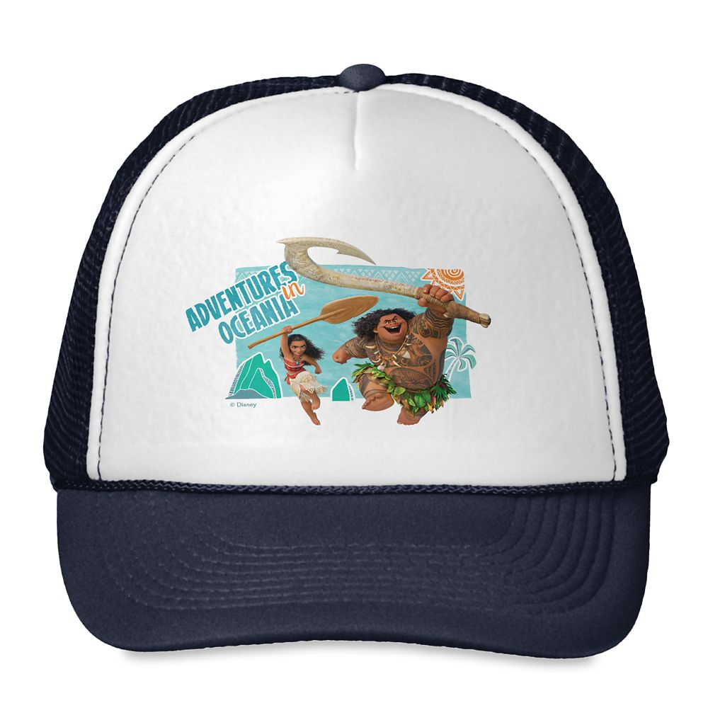 Disney Moana Trucker Hat – Customizable