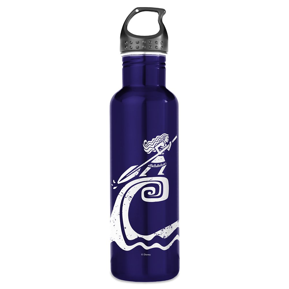Moana Water Bottle – Disney Moana – Customizable