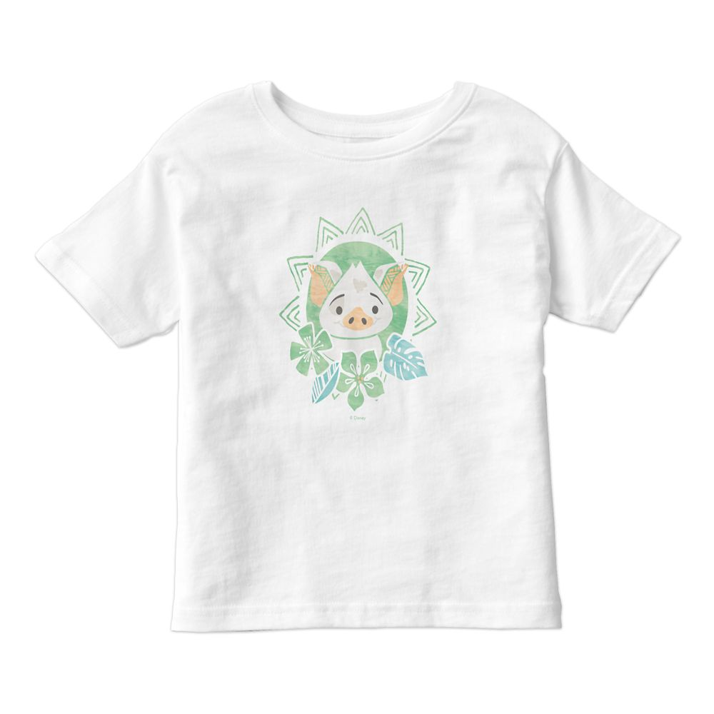 Pua Tee for Toddlers – Disney Moana – Customizable