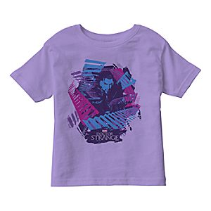 Doctor Strange Tee for Girls - Customizable