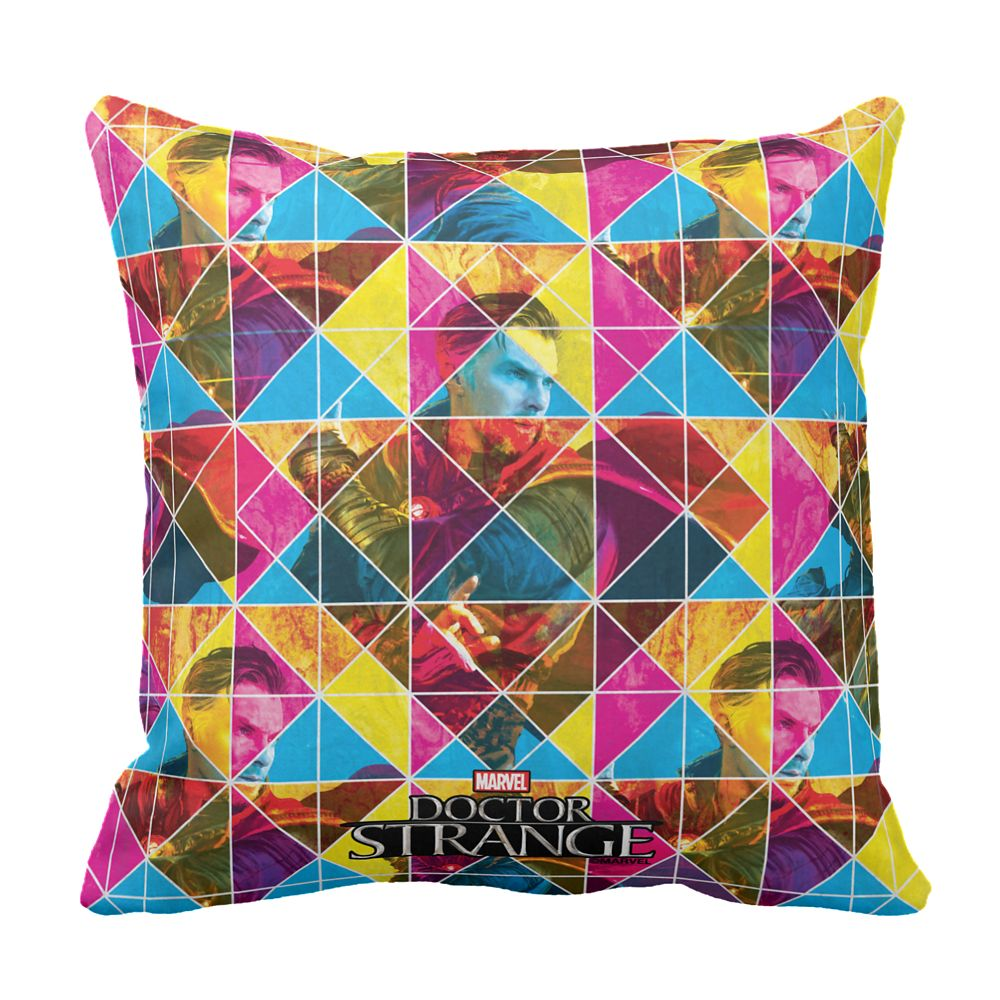 Doctor Strange Pillow – Customizable