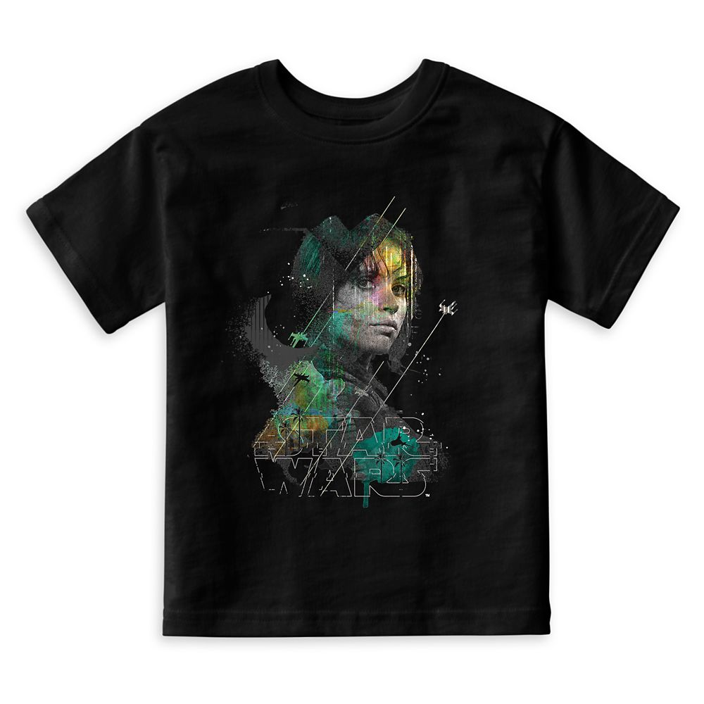 Rogue One: A Star Wars Story Collage Tee for Girls – Customizable