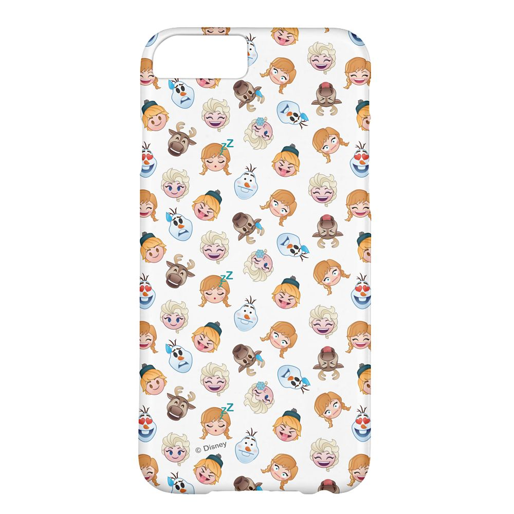 Frozen Emoji iPhone 6/6S Case – Customizable