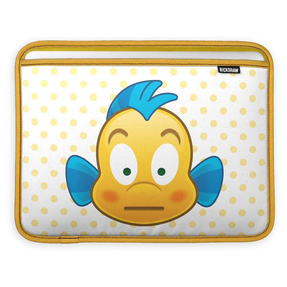 Flounder MacBook Air Sleeve – The Little Mermaid – Customizable