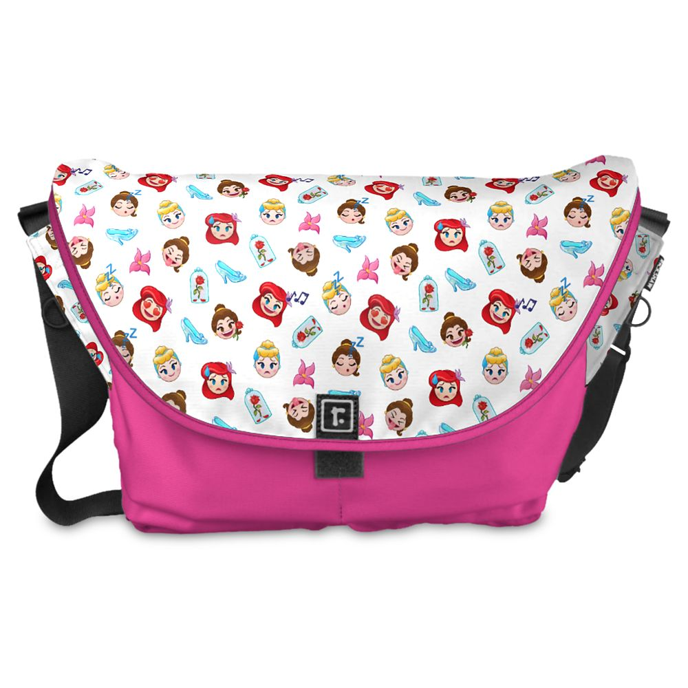 Disney Princess Emoji Courier Bag – Customizable