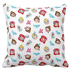 Disney Princess Emoji Pillow - Customizable