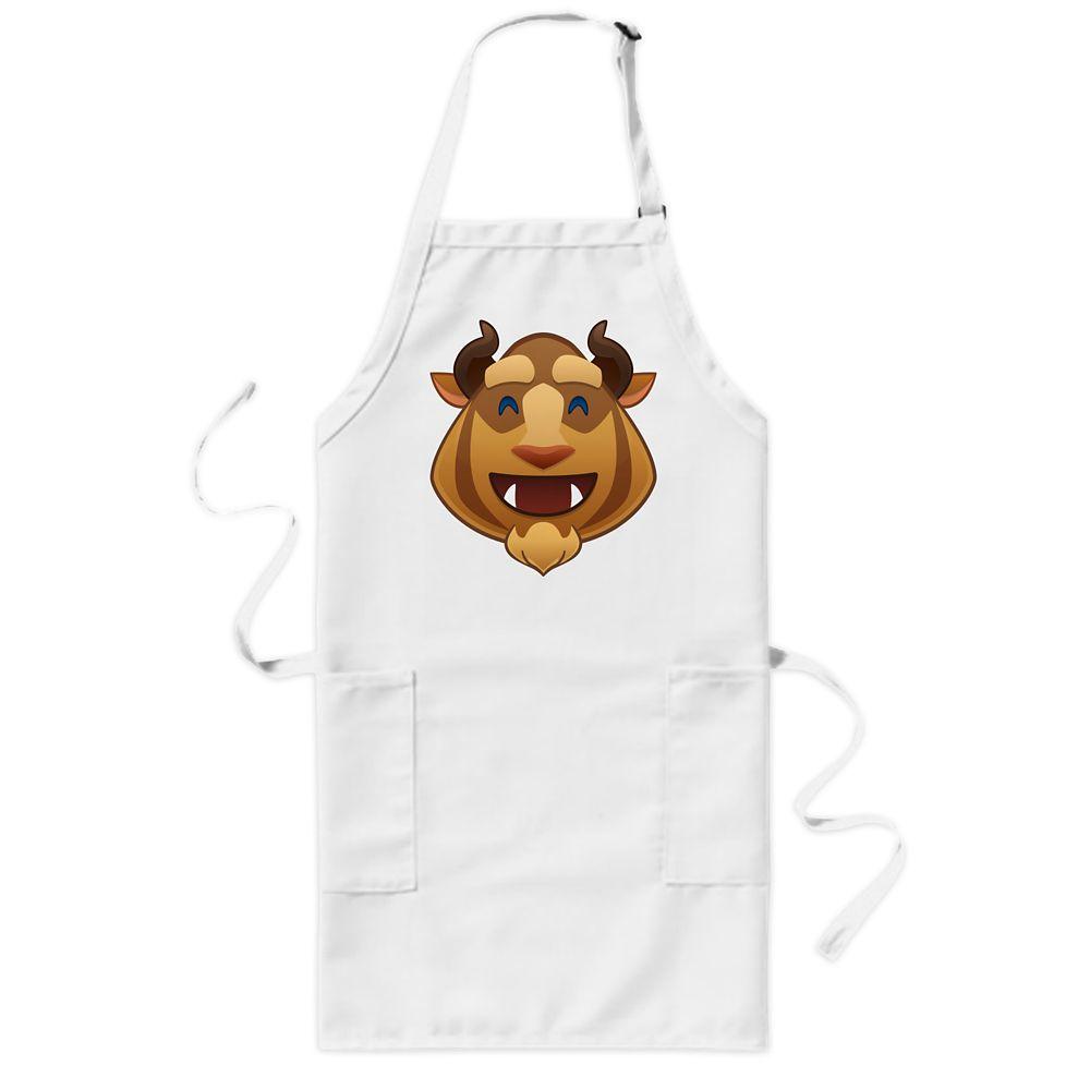 Beast Emoji Apron  Customizable Official shopDisney