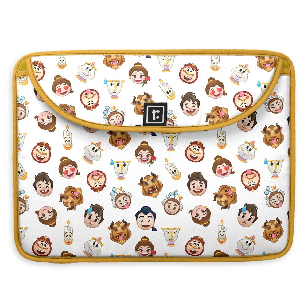 Beauty and the Beast MacBook Pro Sleeve  Customizable Official shopDisney