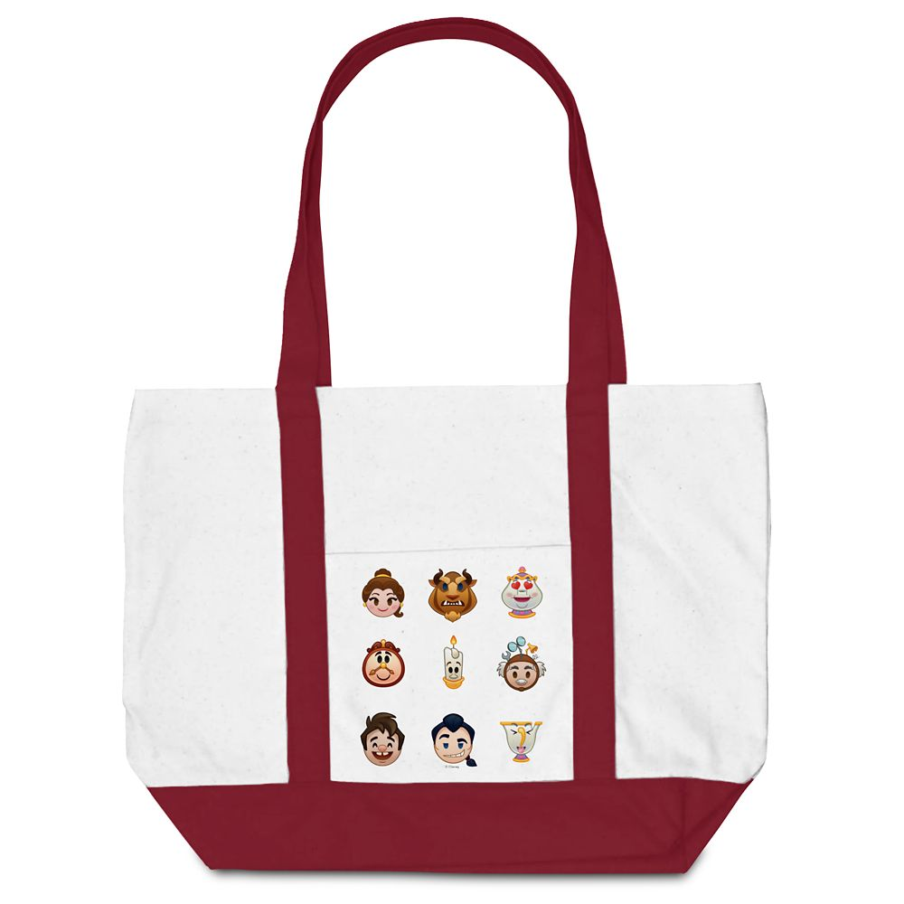 Beauty and the Beast Tote  Customizable Official shopDisney