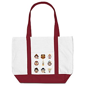 Beauty and the Beast Tote - Customizable