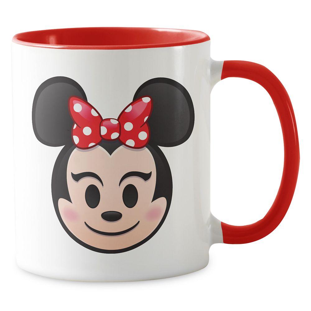 Minnie Mouse Emoji Combo Mug – Customizable