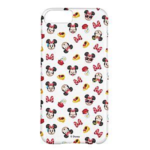 Disney Store Minnie Mouse Emoji Iphone 6 / 6s Case  -  Customizable