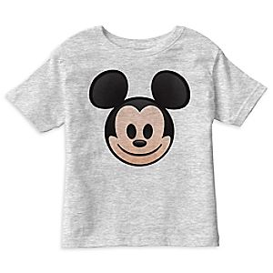 Mickey Mouse Emoji Tee for Kids -
