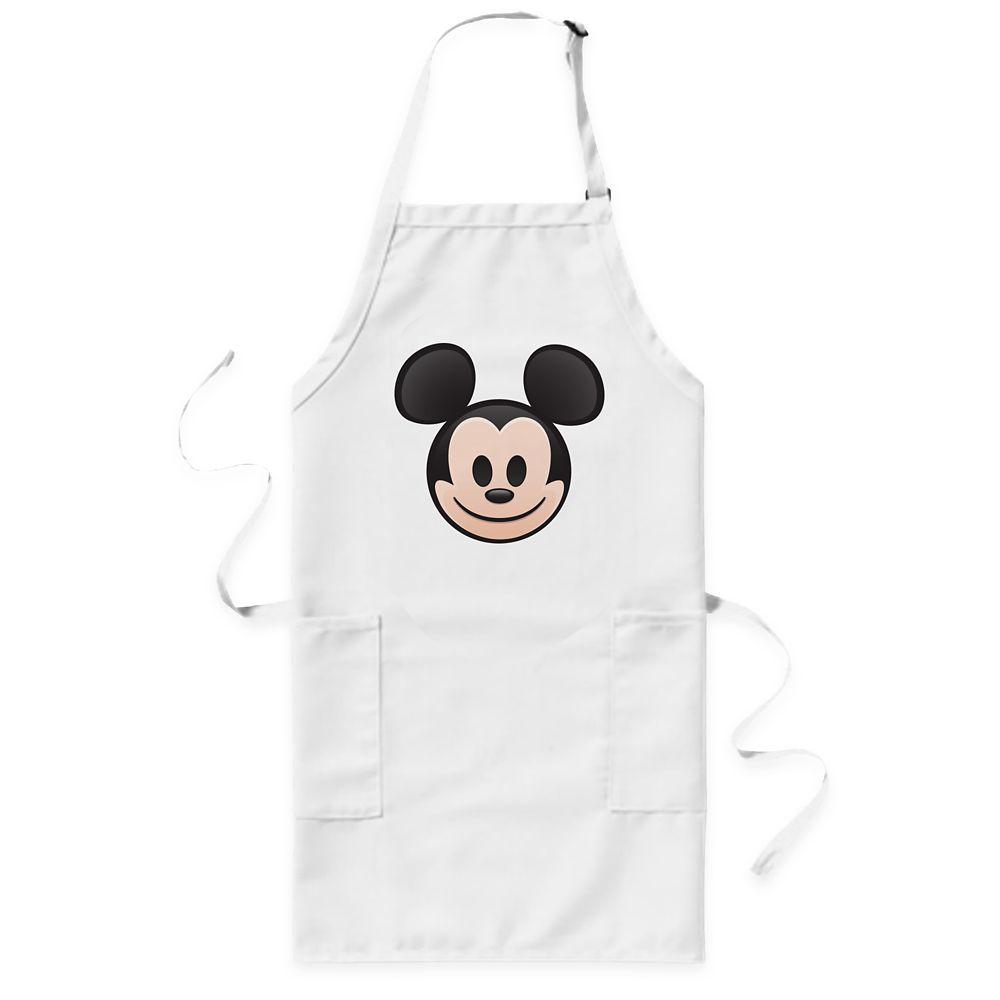 Mickey Mouse Emoji Apron – Customizable