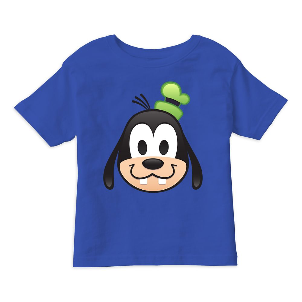 Goofy Emoji Tee for Kids – Customizable