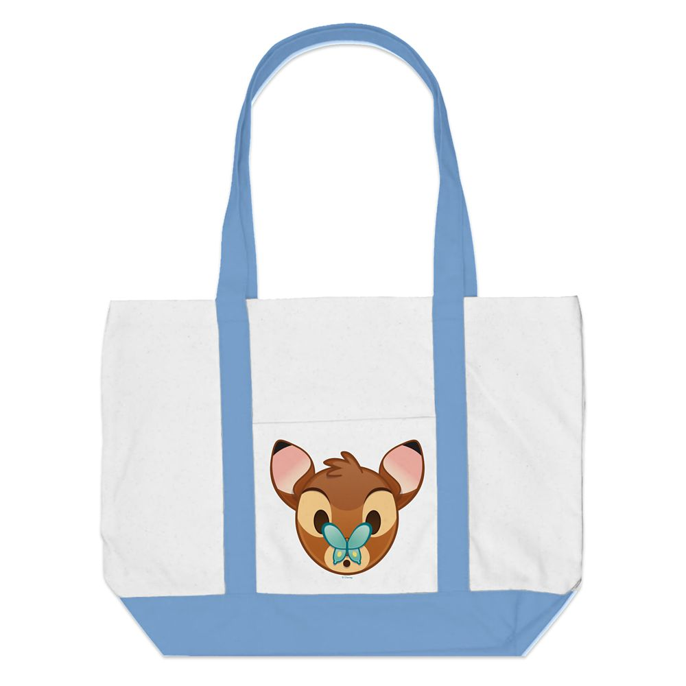 Bambi Emoji Tote – Customizable