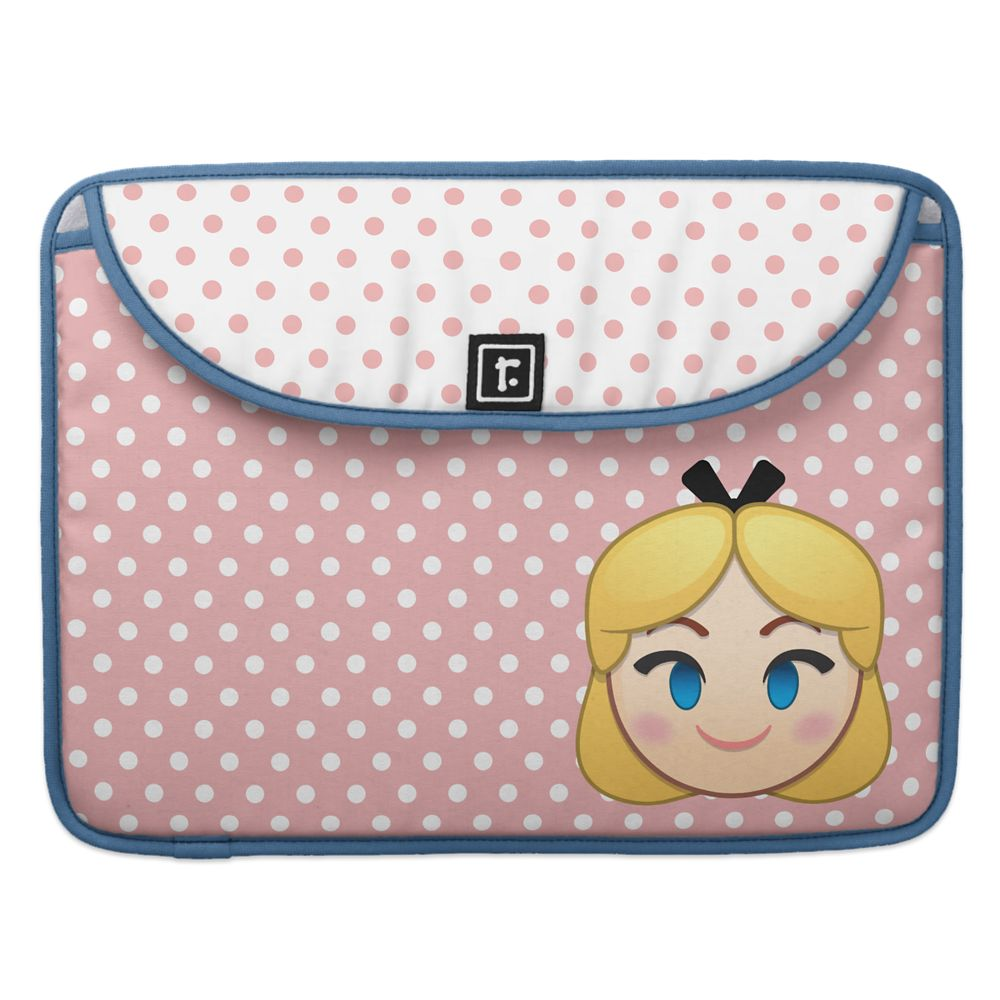 Alice Emoji MacBook Pro Sleeve  Customizable Official shopDisney
