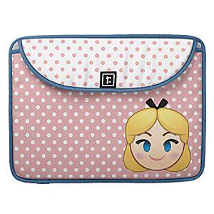 Disney Store Alice Emoji Macbook Pro Sleeve  -  Customizable