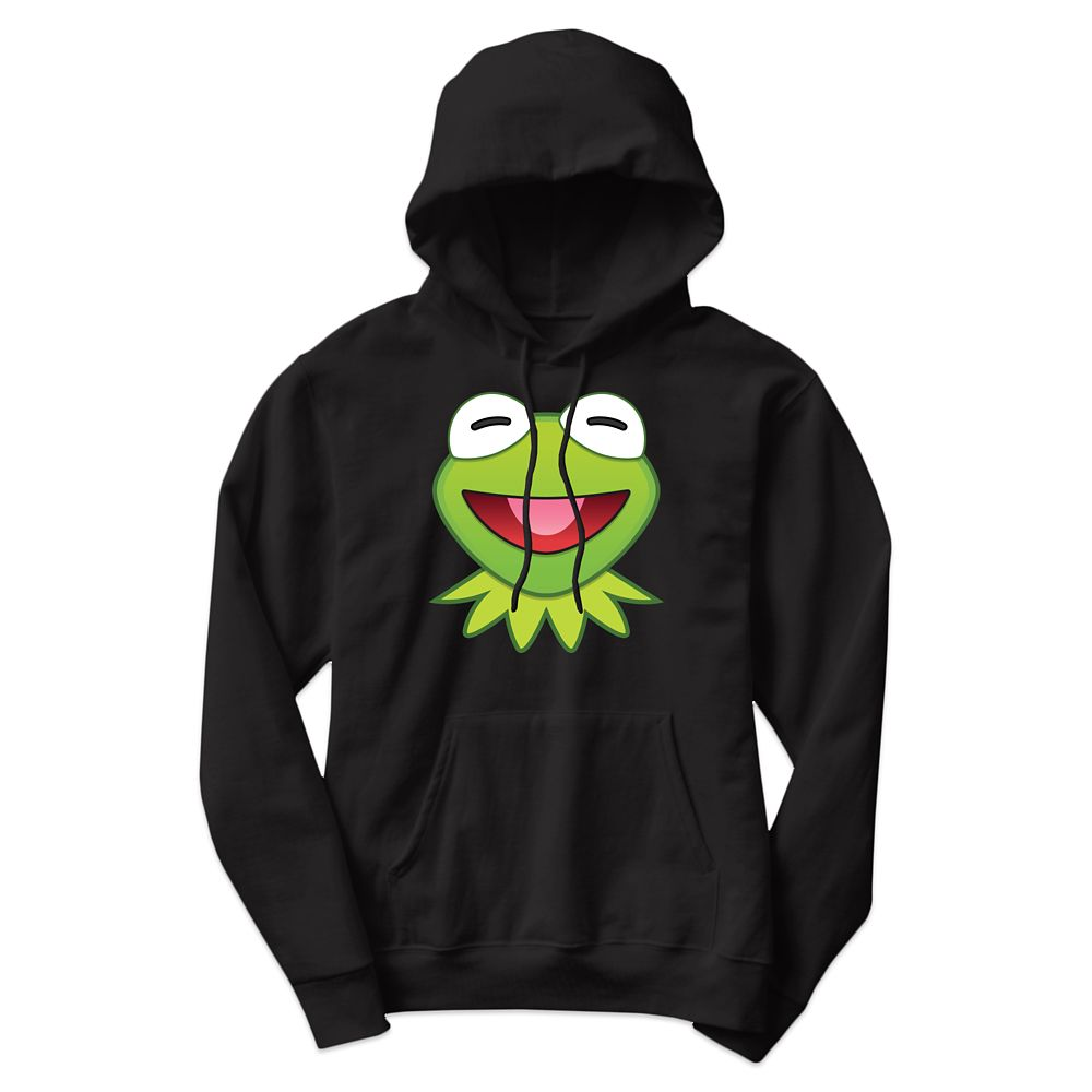 Kermit Emoji Hooded Sweatshirt for Men – Customizable