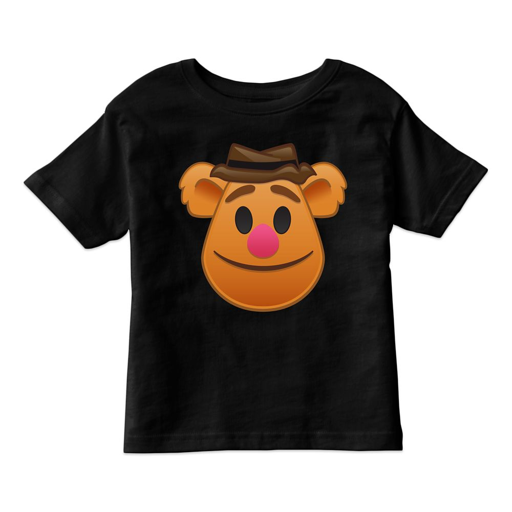 Fozzie Bear Emoji Tee for Kids – The Muppets – Customizable