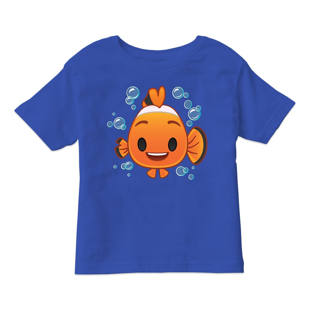 Nemo Emoji Tee for Kids – Customizable