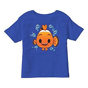 Nemo Emoji Tee for Kids - Customizable