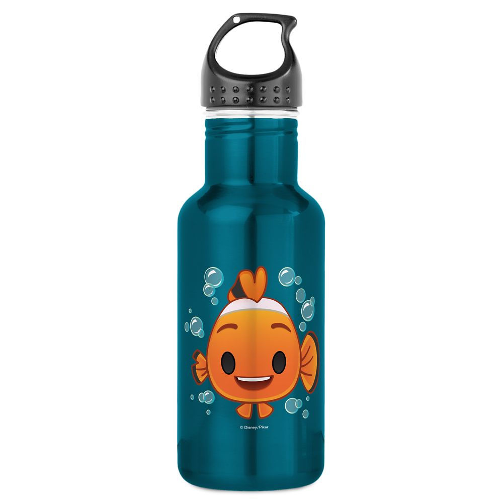 Nemo Emoji Water Bottle – Customizable