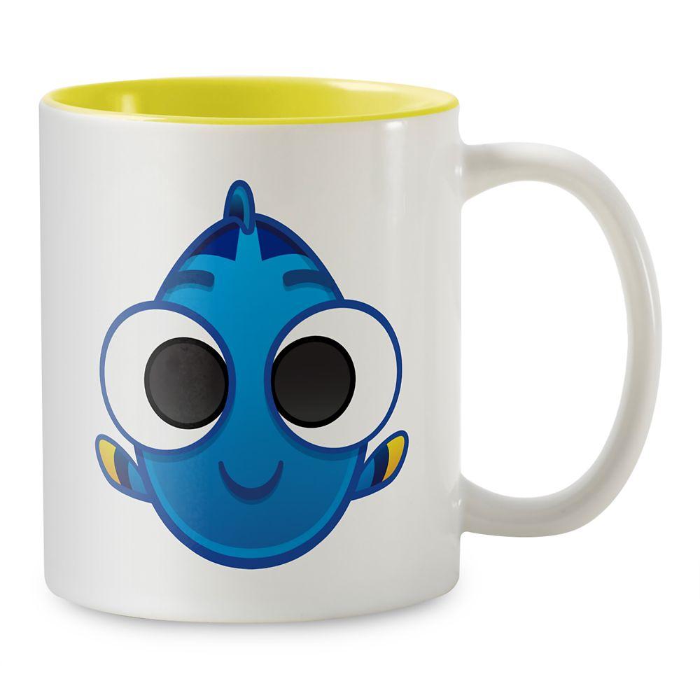 Dory Emoji Two-Tone Mug – Customizable