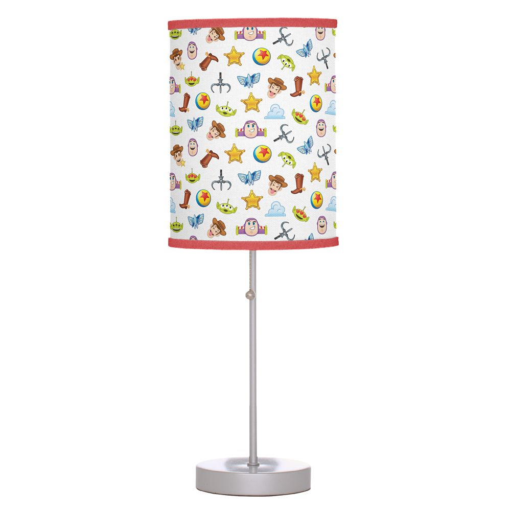 Toy Story Emoji Lamp  Customizable Official shopDisney