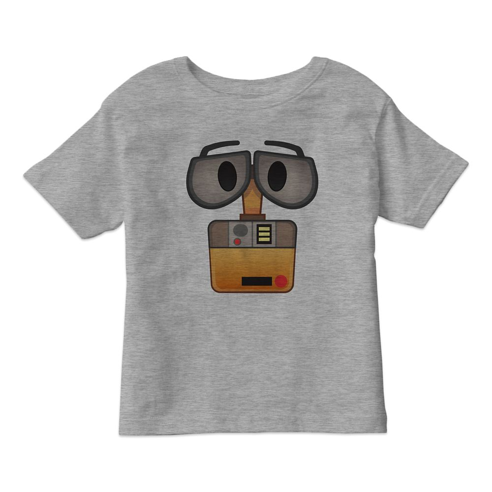 WALLE Emoji Tee for Kids  Customizable Official shopDisney