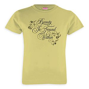 Beauty and the Beast Tee for Girls – Live Action Film – Customizable