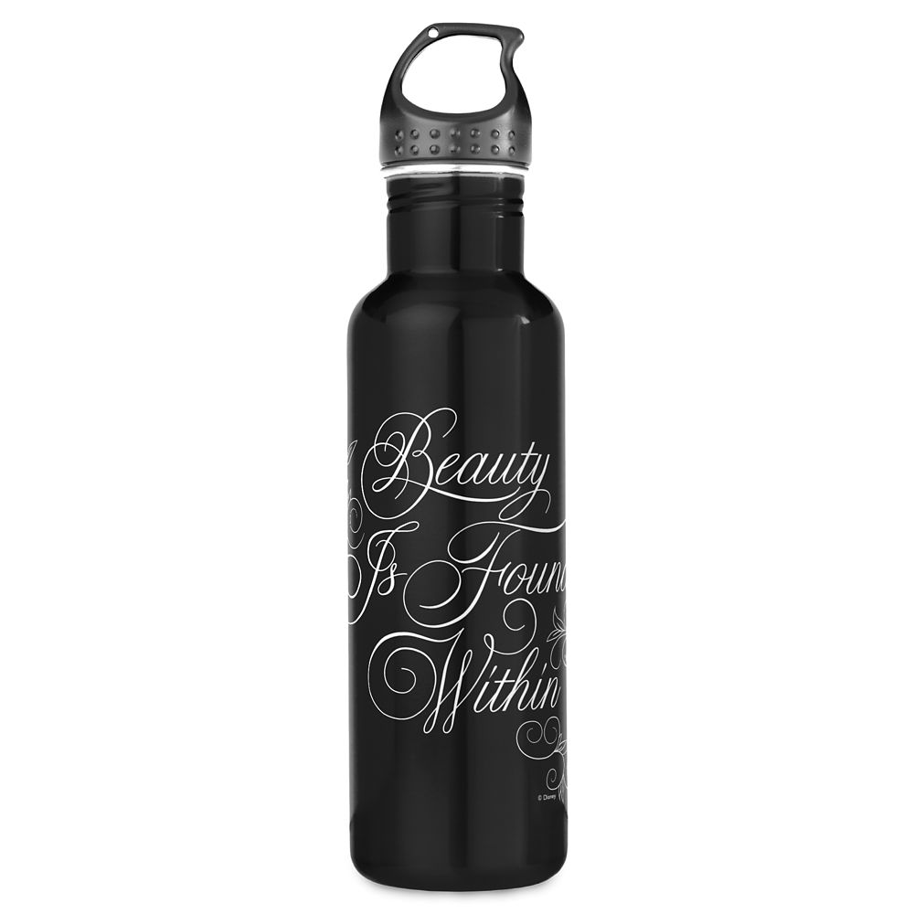 Beauty and the Beast Water Bottle  Live Action Film  Customizable Official shopDisney