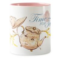 Beauty and the Beast Mrs. Potts Two-Tone Mug – Live Action Film – Customizable