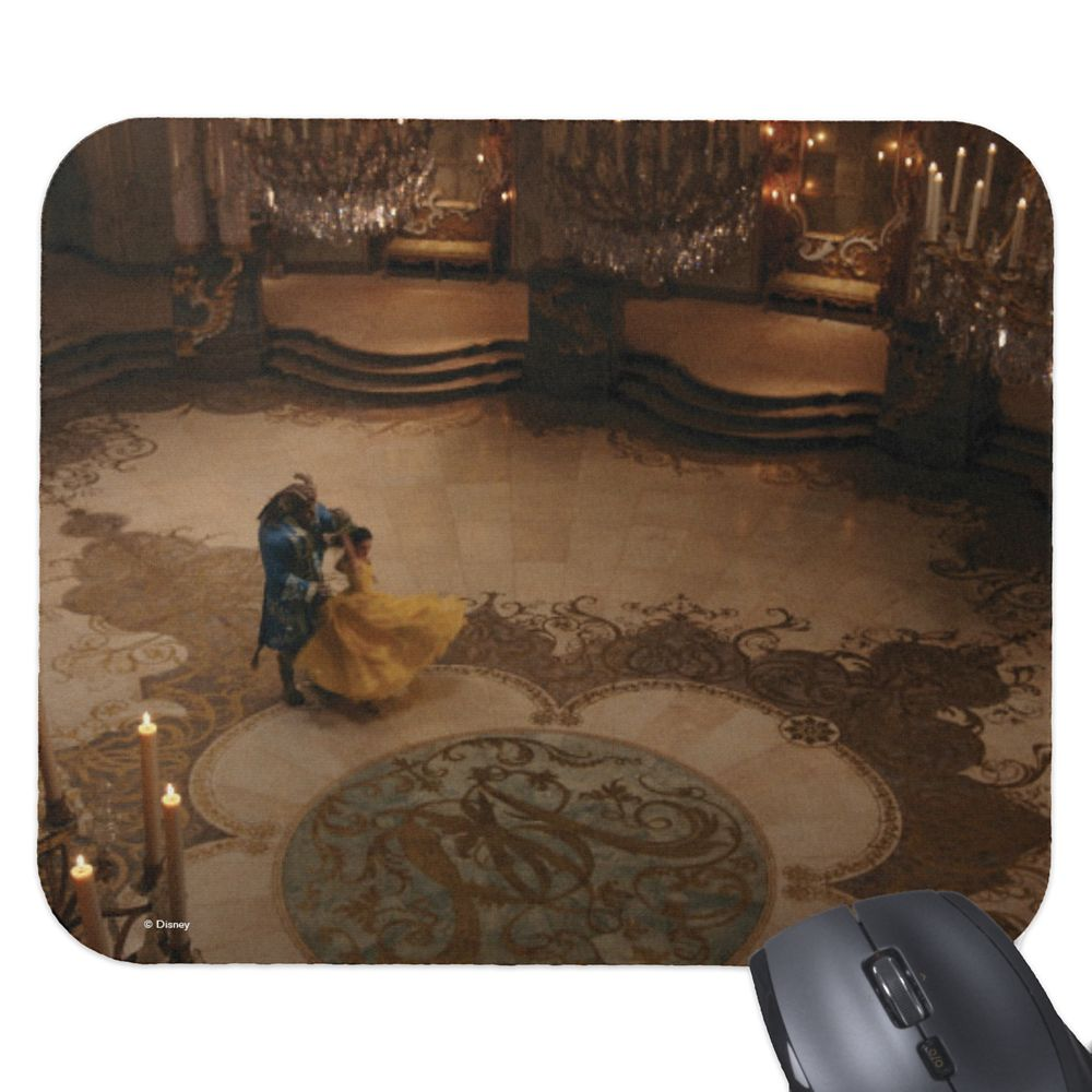 Beauty and the Beast Mouse Pad  Live Action Film  Customizable Official shopDisney