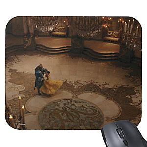 Beauty and the Beast Mouse Pad – Live Action Film – Customizable