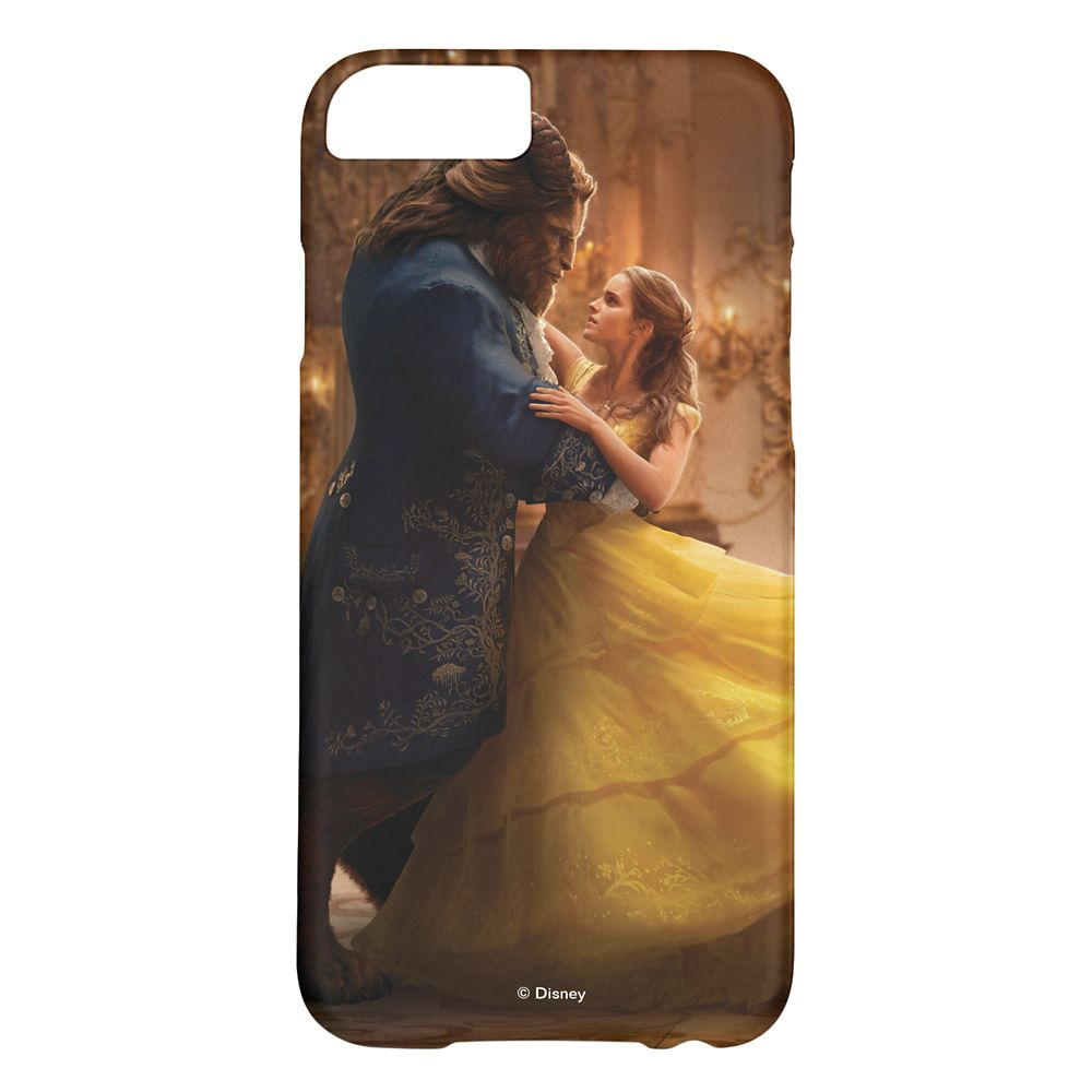 Beauty and the Beast Enchanting Adventures iPhone 6/6S Case  Live Action Film  Customizable Official shopDisney