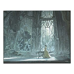 Beauty and the Beast ''Bold and Brave'' Wall Art - Live Action Film - Customizable