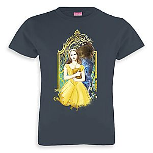 Beauty and the Beast Unselfish Love Tee for Girls – Live Action Film – Customizable