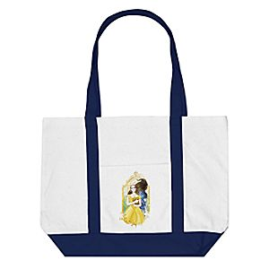 Beauty and the Beast Tote Bag – Live Action Film – Customizable