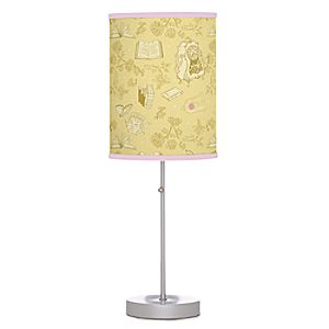 Beauty and the Beast Budding Romance Lamp – Live Action Film – Customizable