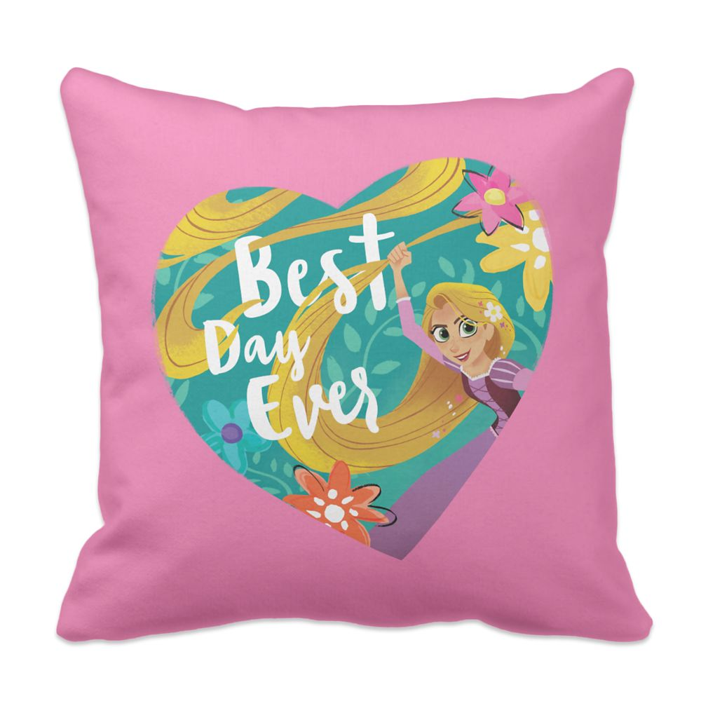 Rapunzel Pillow – Customizable