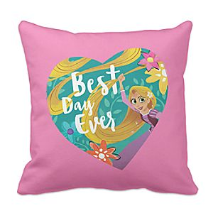 Rapunzel Pillow - Customizable