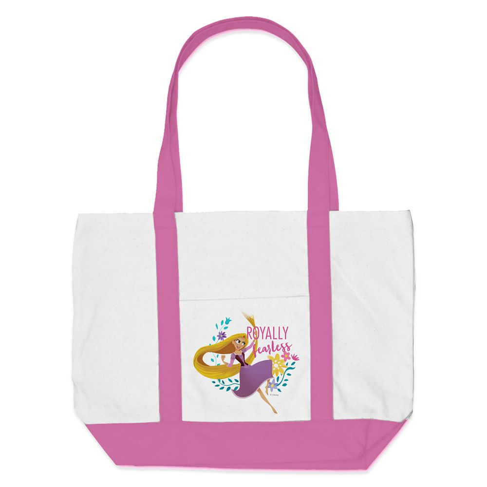 Rapunzel ''Royally Fearless'' Tote – Customizable
