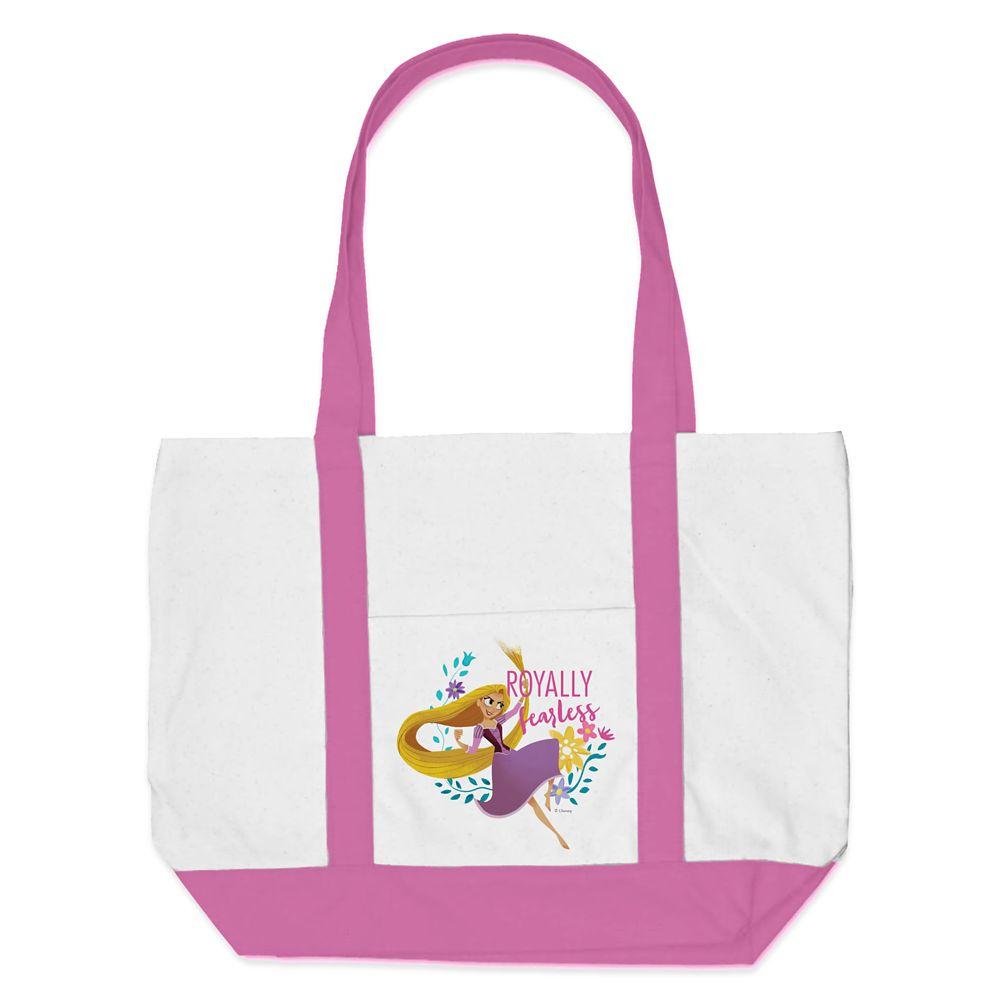 "shopdisney.com - Rapunzel ""Royally Fearless"" Tote  Customizable Official shopDisney 26.95 USD"