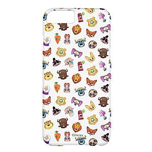 Zootopia Emoji iPhone 6/6S Case - Customizable