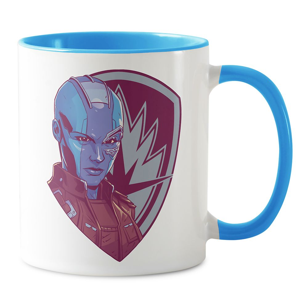 Nebula Mug – Guardians of the Galaxy Vol. 2 – Customizable