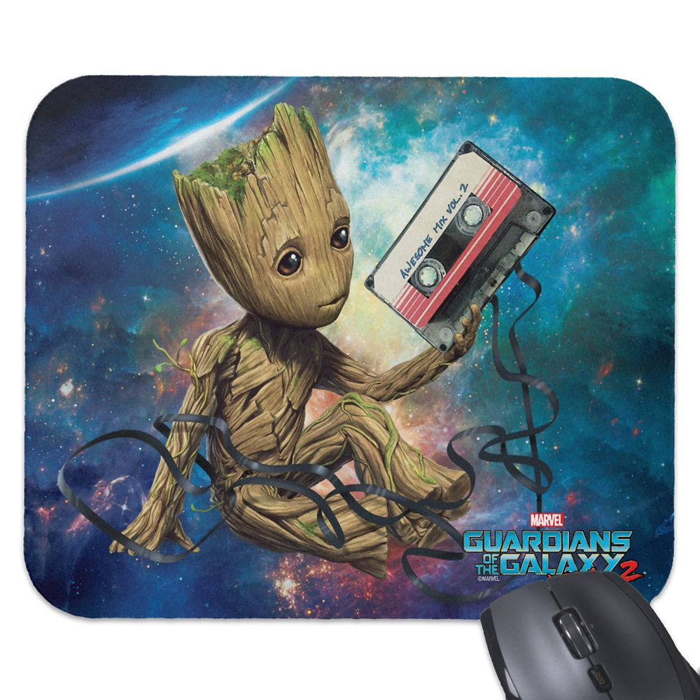 Groot Mouse Pad – Guardians of the Galaxy Vol. 2 – Customizable