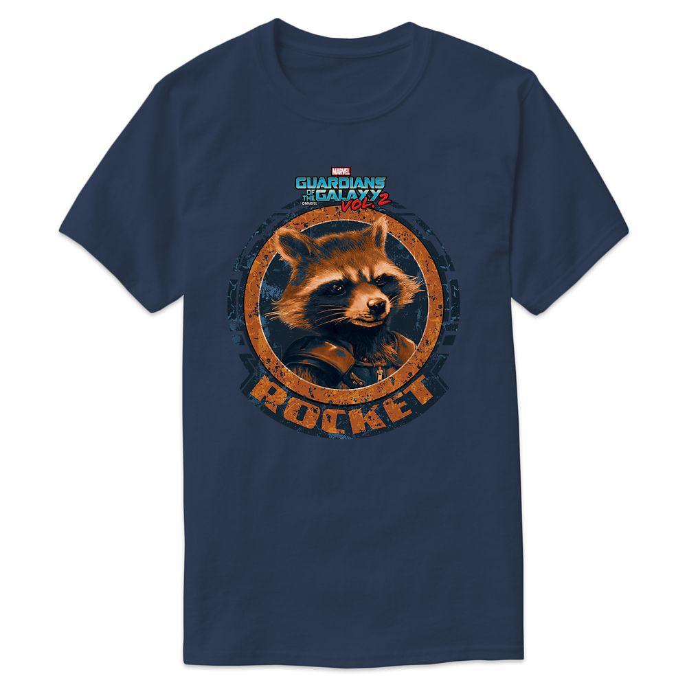 Rocket Raccoon Tee for Men  Guardians of the Galaxy Vol. 2  Customizable Official shopDisney