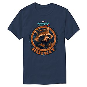 Rocket Raccoon Tee for Men – Guardians of the Galaxy Vol. 2 – Customizable