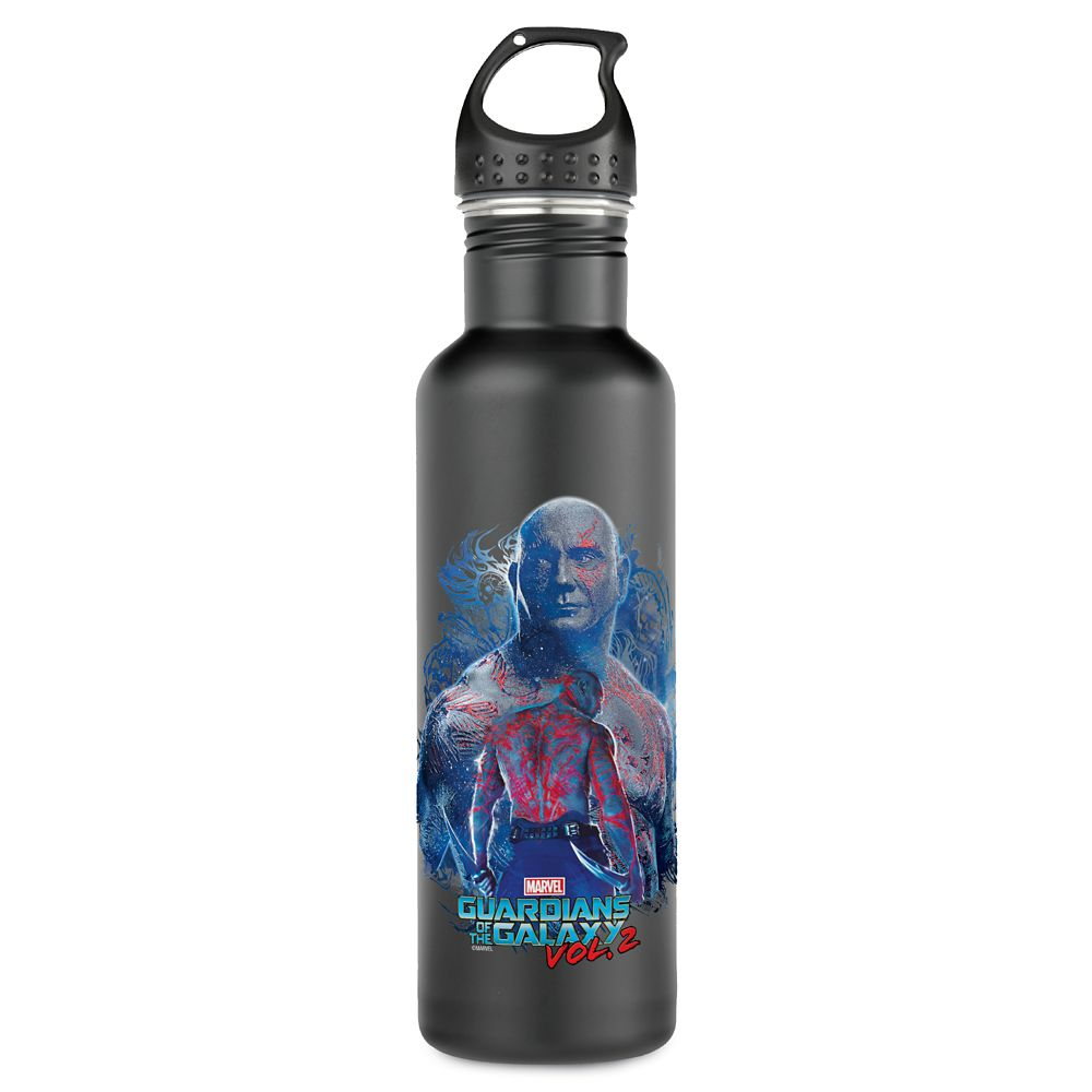 Drax Water Bottle – Guardians of the Galaxy Vol. 2 – Customizable